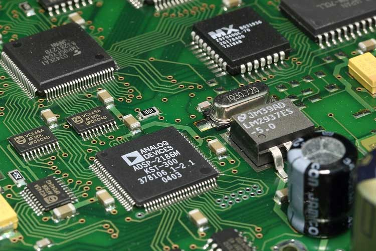 Internship on PCB Design