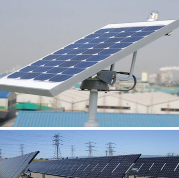 Dual Axis Solar Tracking System using Arduino
