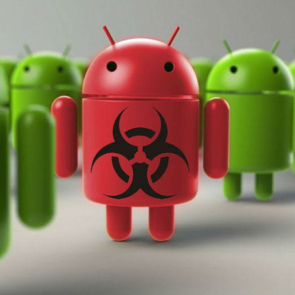 Malware Detection in Android Applicatoin