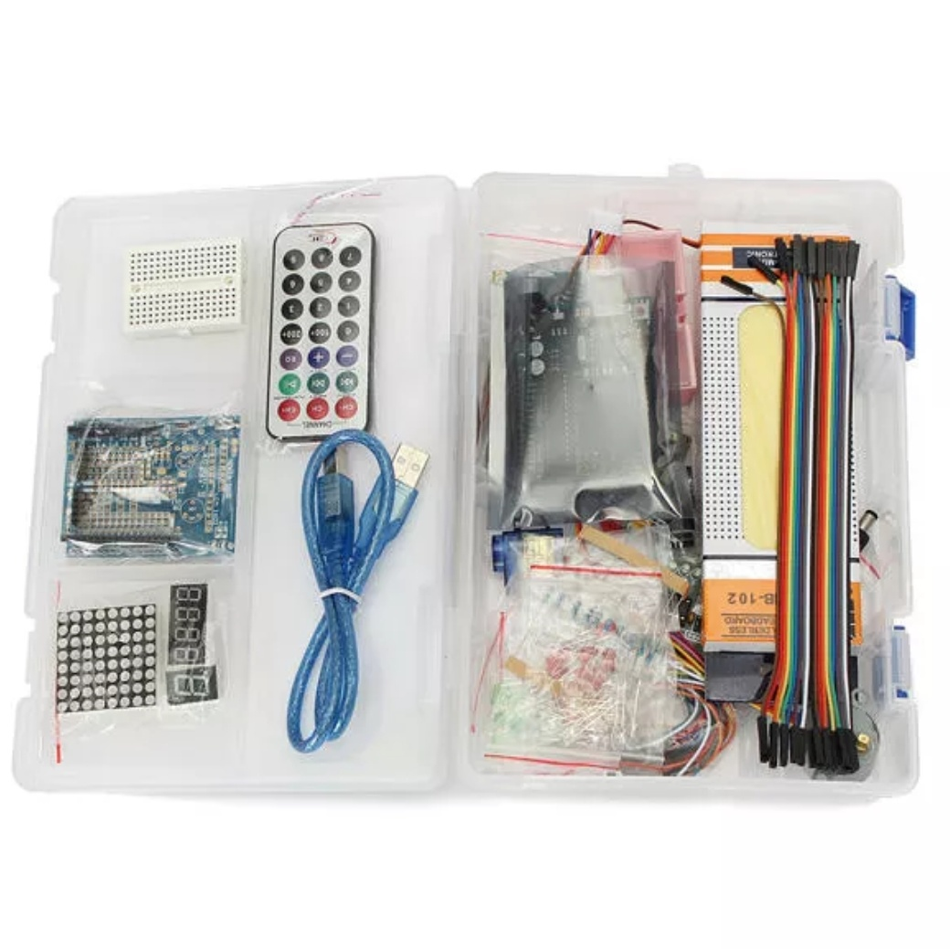 Arduino advanced kit
