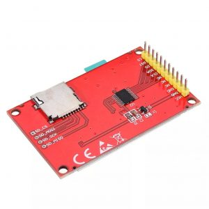 1.8 inch Arduino TFT display