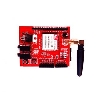Ardunio GSM shield