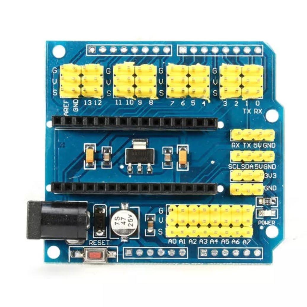Arduino Nano shield