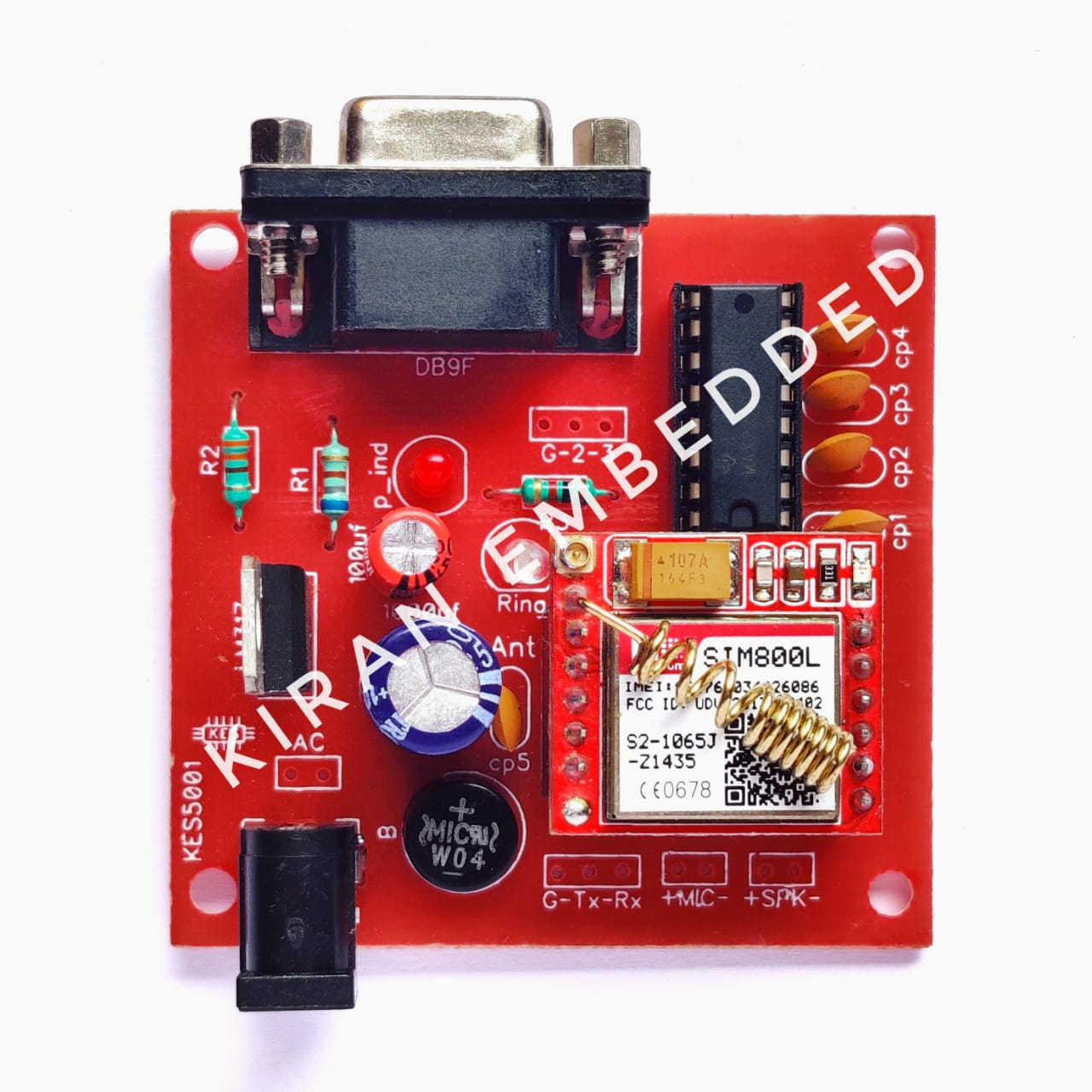 GSM SIM800L Serial