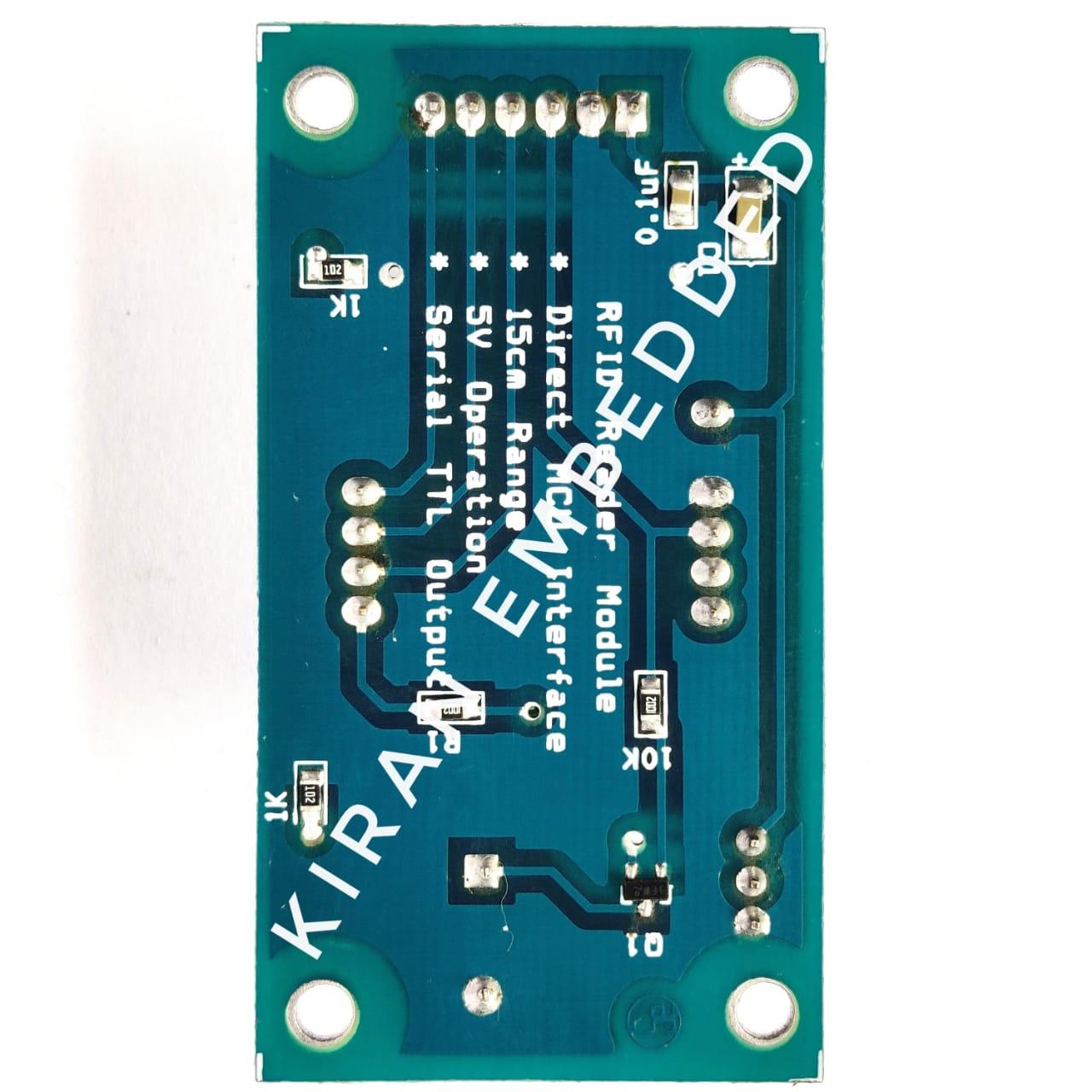 RFID - EM18 TTL