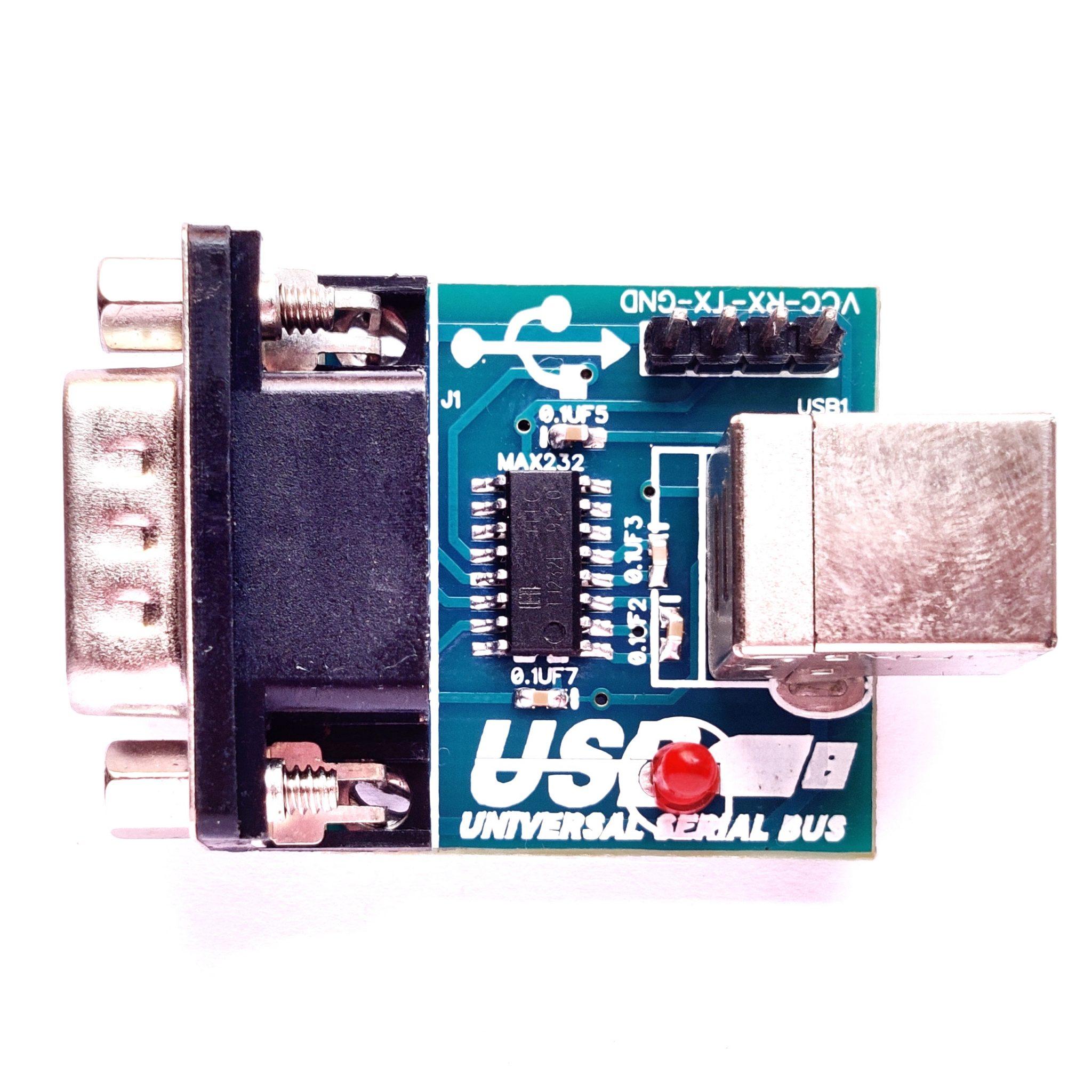 USB2 SERIAL MODULE (CP2102)