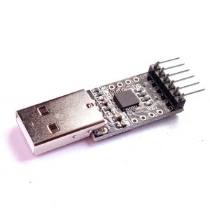 USB2 TTL MODULE (CP2102)