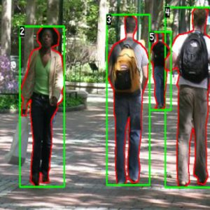 Pedestrian-Detection-in-Low-Quality-Images---Matlab