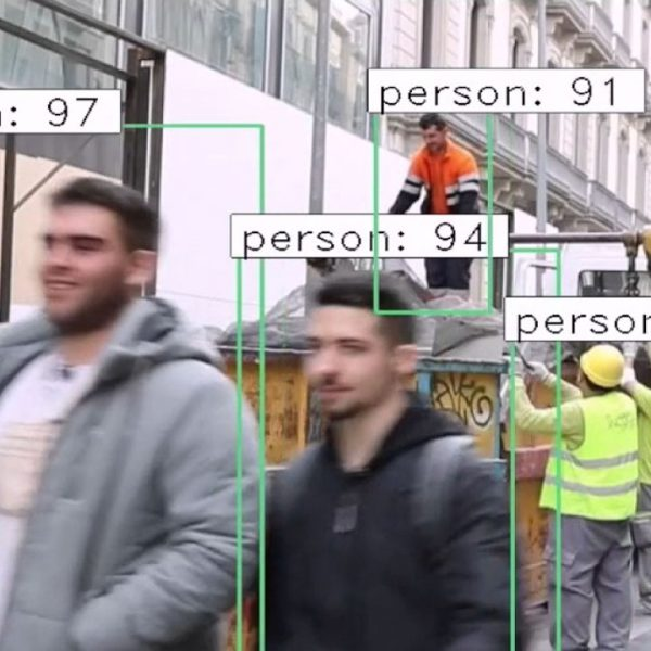 People Counting using Deep Learning OpenCV and Python