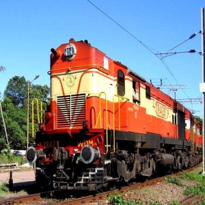 Railway Ticket Reservation System