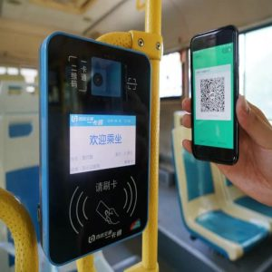 Smart Bus Ticketing System using Qr Code Android