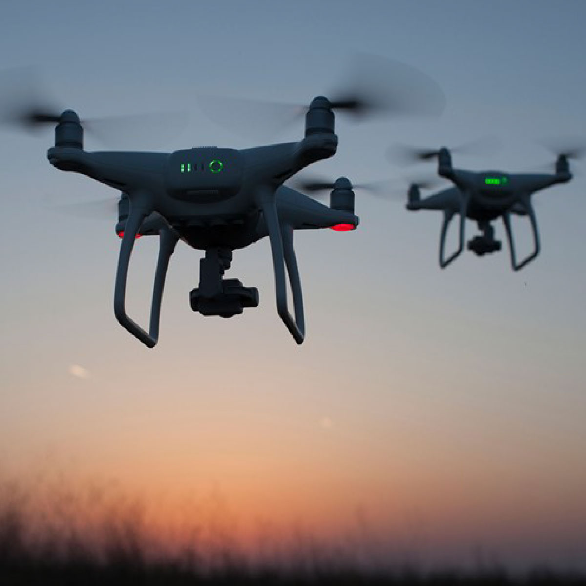 Energy Efficient UAV Assisted Communication With Spectrum Optimization