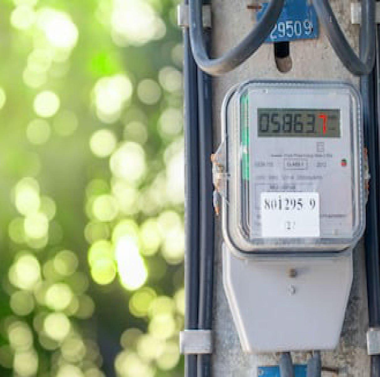 Energy Meter using Arduino