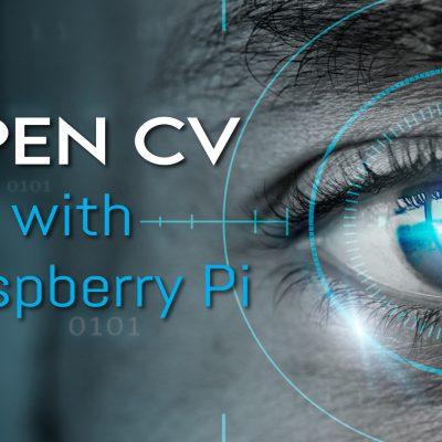 Internship on OpenCV with Raspberry Pi IETE Certification