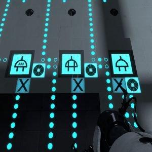 LOW POWER COMPARATOR DESIGN USING REVERSIBLE LOGIC GATES
