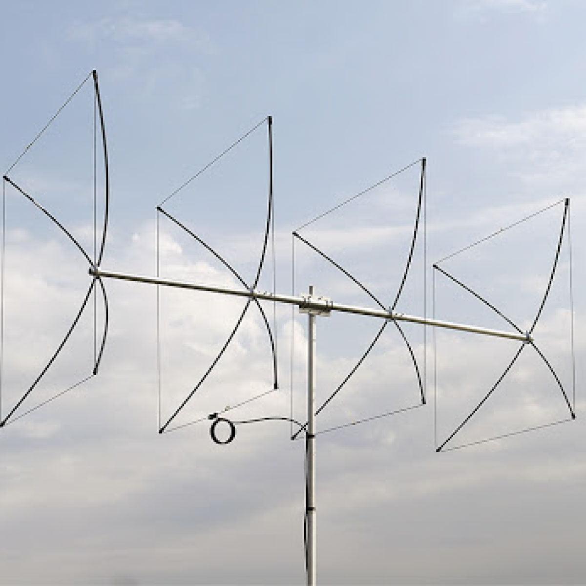 Monopole Antenna for Quad Band