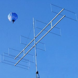 Multi Rectangular Slotted Hexa Band Micro Strip Patch Antenna