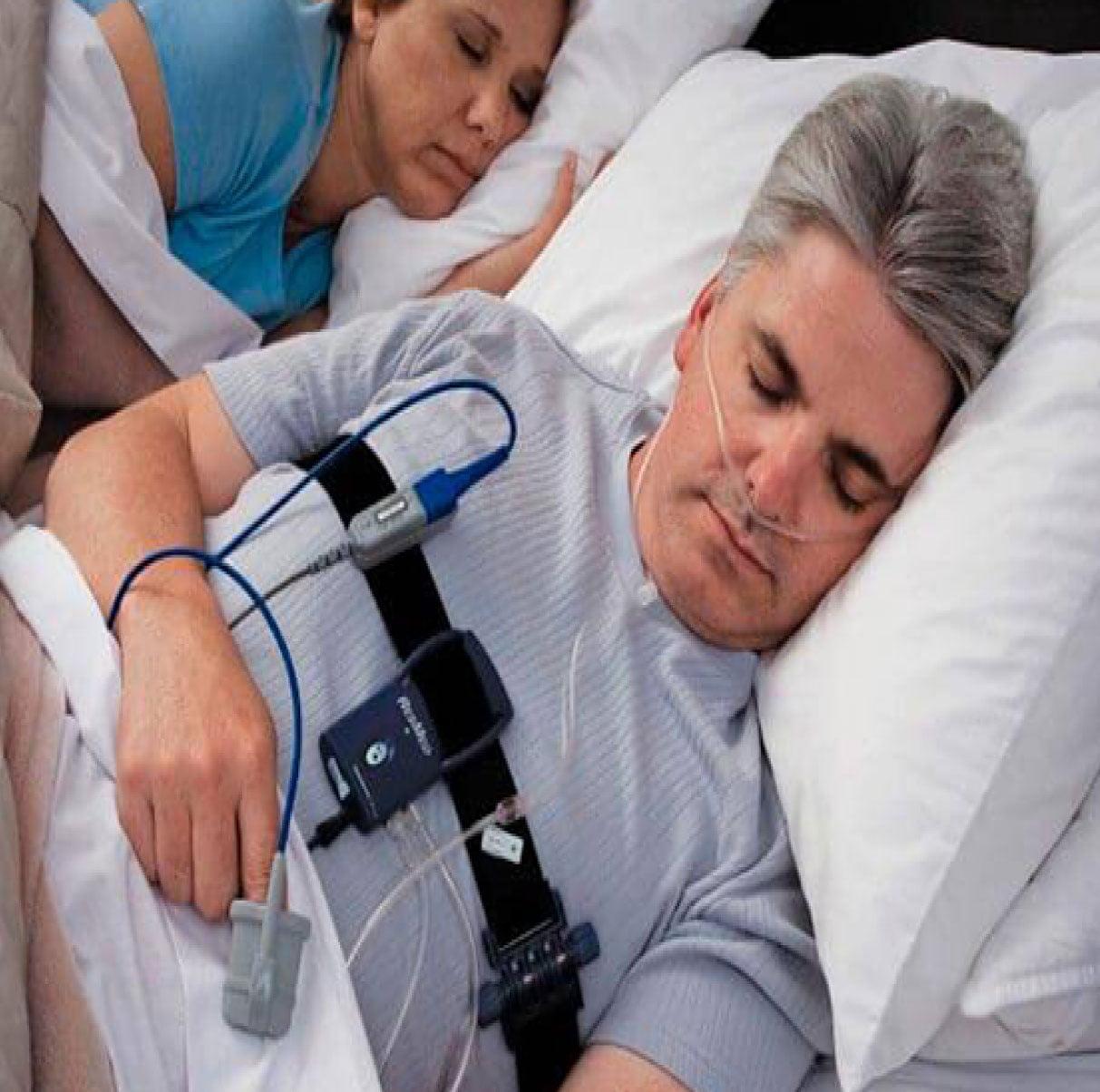 SLEEP APNEA MONITORING USING NODE MCU WITH THINGS PEAK