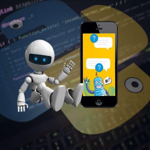 Tkinter Chat Bot Application using NLP