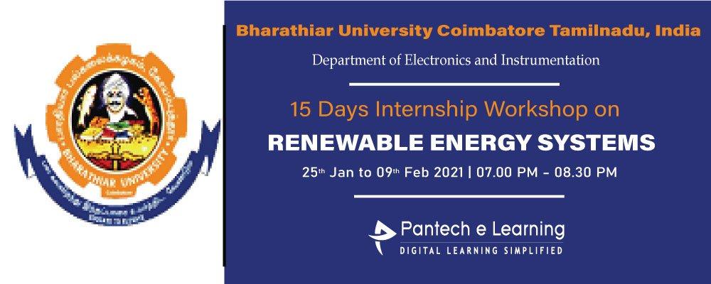 Bharathiyar University _pantechelearning.com