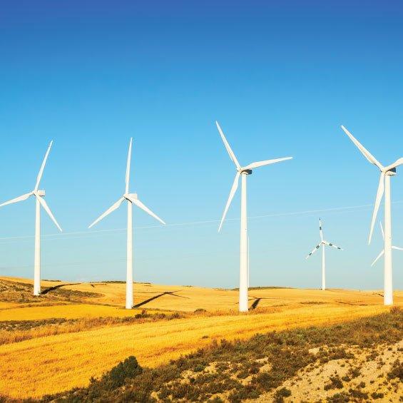 DFIG based wind farm