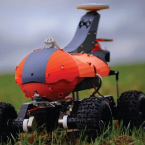 Diseases Detection of Various Plant Leaf Based Efficient Crop Growth Monitoring Robot