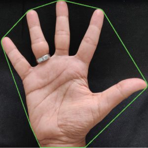 Hand Gesture Recognition to Audio Conversion open cv