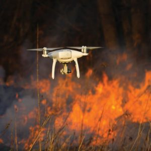 IoT Integrated Forest Fire Detection and Prediction using Node 1