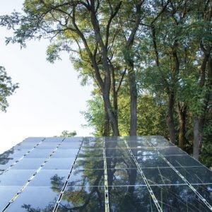 Isolated SEPIC Converter fed Trinary Hybrid Cascaded H bridge Multilevel Inverter for Solar PV System