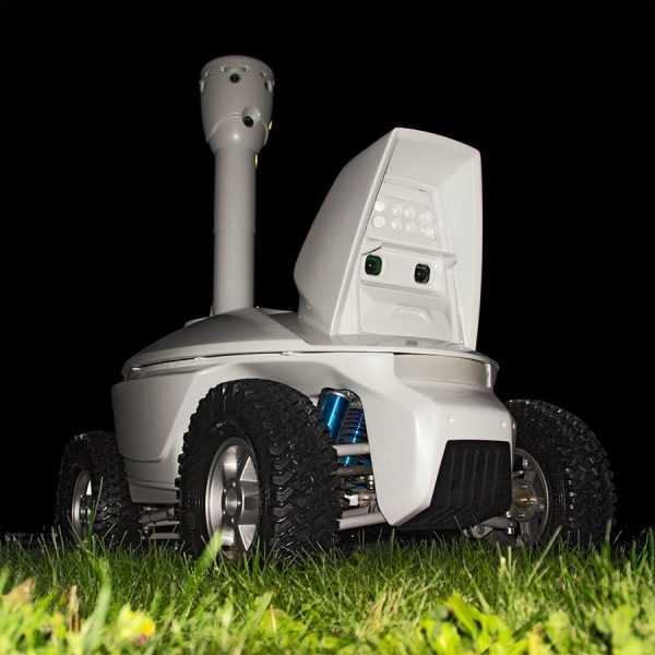 Night Vision Patrolling Robot with Sound Sensing using the Computer Vision Technology