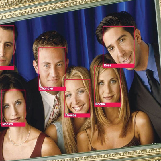 Real time Multiple Face detection using Raspberry Pi with Intel Movidius Stick 2