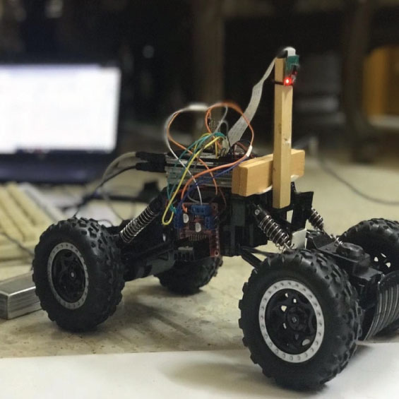 SECURE VEHICLE WITH DRVER ASSISTANT SYSTEM USING RASPBERRY PI AND OPEN CV