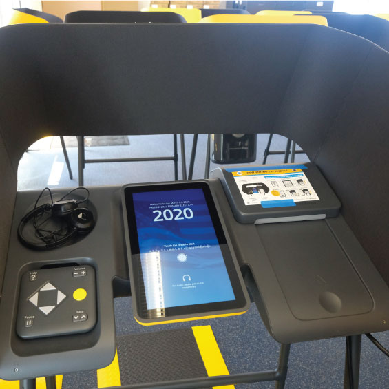 Smart Electronic Voting System Based On Biometric Identification