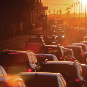 Traffic Density Monitoring using Opencv rs pi