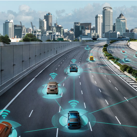 Vehicle To Vehicle Communicaiton using LiFi arduino