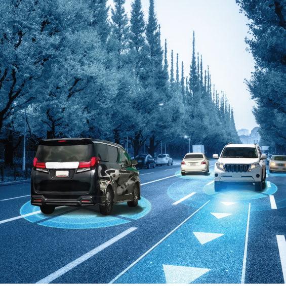 Vehicle To Vehicle Communicaiton using LiFi raspberry pi