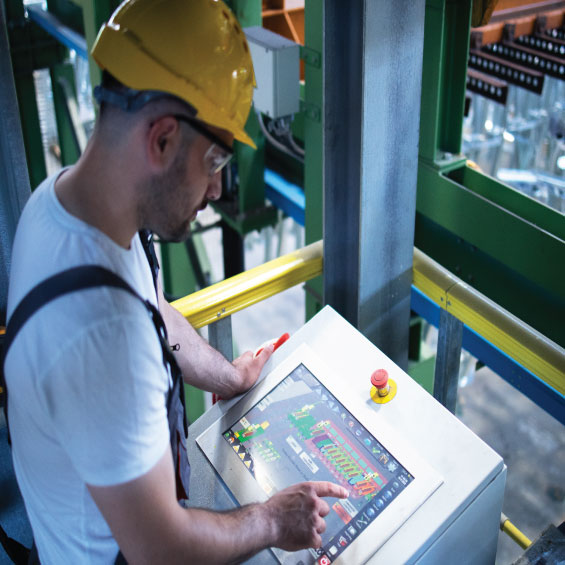 industrial monitoring and control audrino