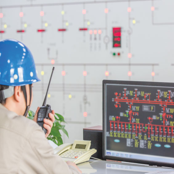 industrial monitoring and control raspberry pi