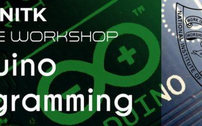 Workshop on Arduino Programming
