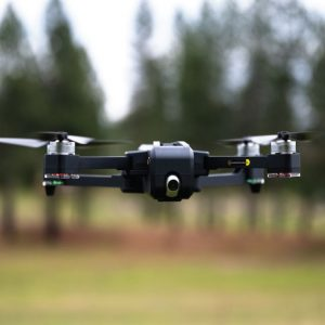 Anomaly Detection using Drone