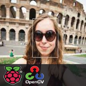 Automatic selfie camera using Raspberry Pi with Open CV 1