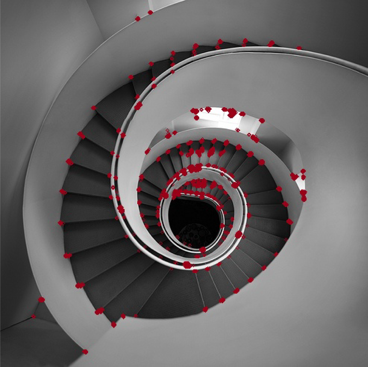 Corner Detection using Image Processing