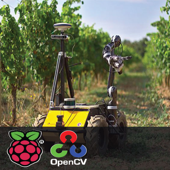 Family Monitoring Robot Based using Raspberry Pi and OpenCV 1