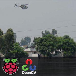 Flood Intimation through SMTP using Raspberry Pi