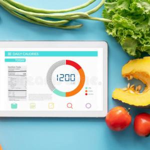 Food Calorie Measurement Using Matlab
