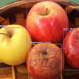 Fruit Disease Detection using Image Procesing