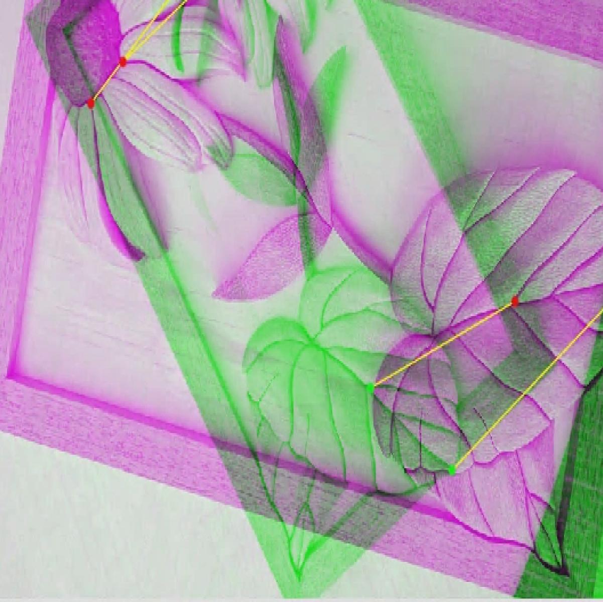 Image Registration using Matlab 1