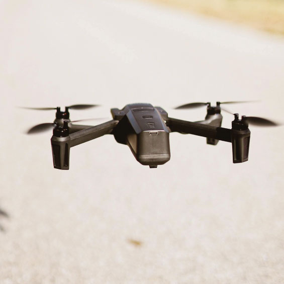 Leap Motion Drone