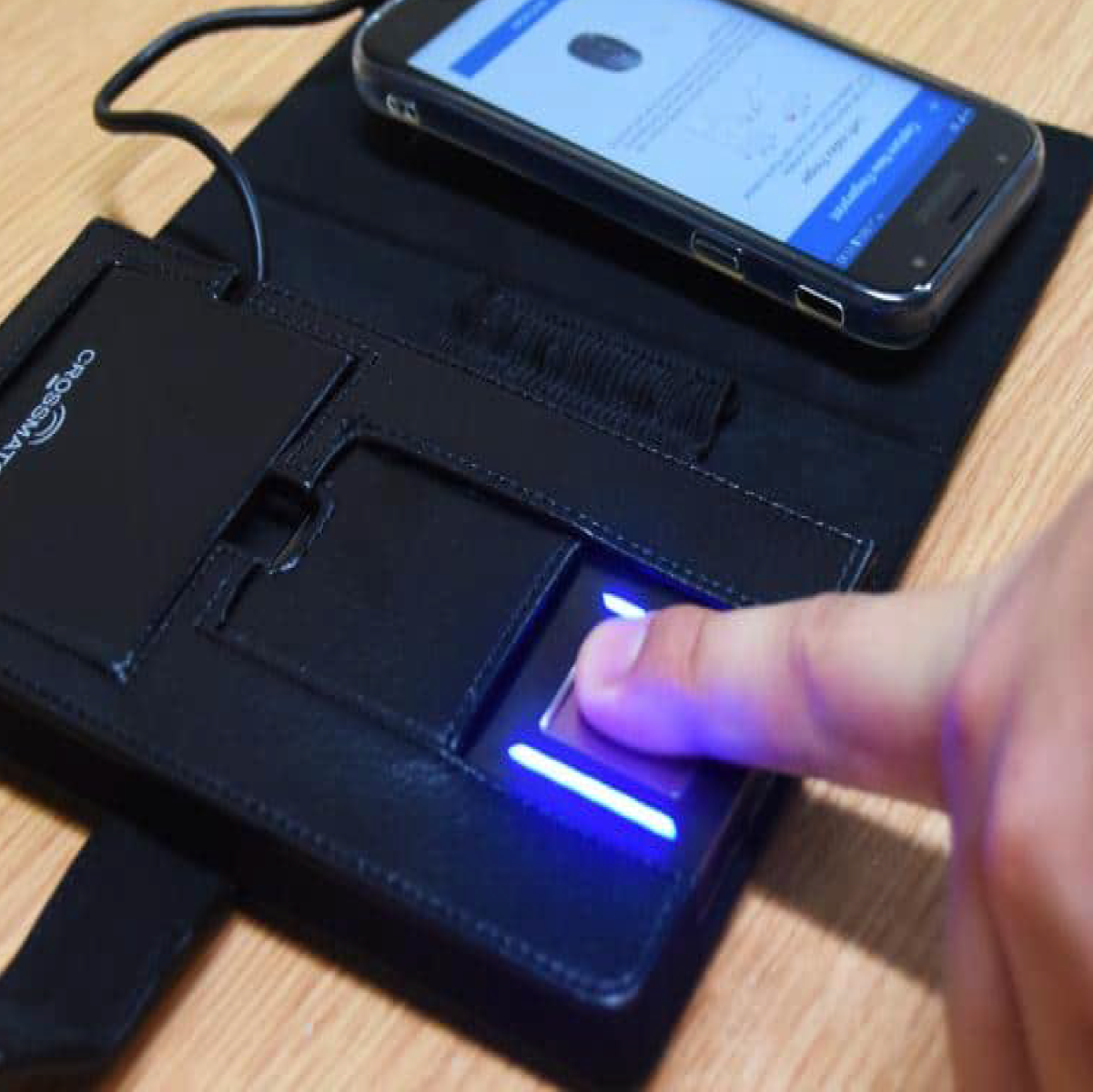 Matlab Code for Finger print recognition
