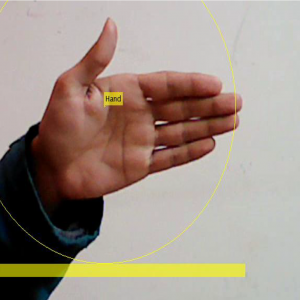 Matlab Code for Hand Tracking